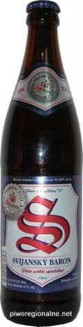 Svijany Baron 15� - Imperial Pils/Strong Pale Lager