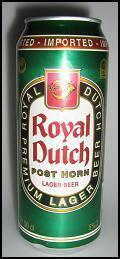 Royal Dutch Post Horn
