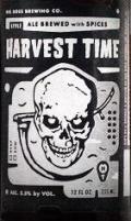Big Boss Harvest Time Pumpkin Ale