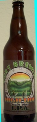 Port Brewing High Tide  Fresh Hop IPA
