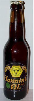 �rb�k Honning �l - Amber Ale