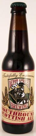 Depot Street Southbound Scottish Ale - Scottish Ale