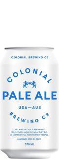 Colonial Pale Ale