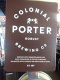 Colonial Porter