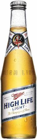 Miller High Life Light - Pale Lager