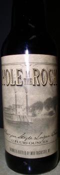 Hole In The Rock M�rzen