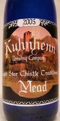 Kuhnhenn Star Thistle Traditional Mead - Mead
