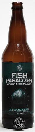 R.J. Rockers Fish Paralyzer Pale - Belgian Strong Ale