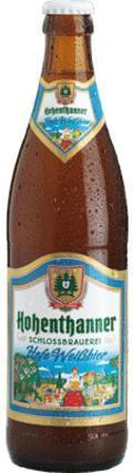 Hohenthanner Schlossbrauerei Hefe-Weißbier