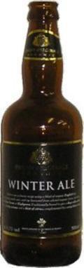 Waitrose Duchy Organic Select Ale / Winter Ale