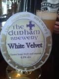 Durham White Velvet
