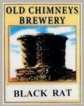 Old Chimneys Black Rat - Sweet Stout