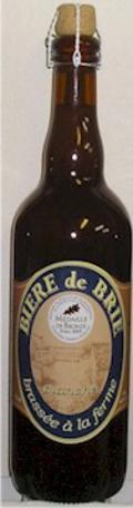 Gaillon Bi�re De Brie Blanche
