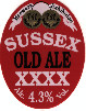 Harveys Sussex XXXX Old Ale  - Old Ale