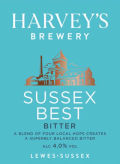 Harveys Sussex Best Bitter   - Bitter
