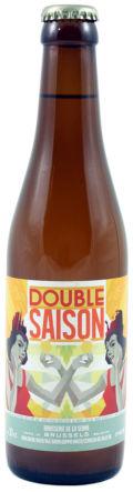 De la Senne / Mont Salève Double Saison (with Brett, bottle only)
