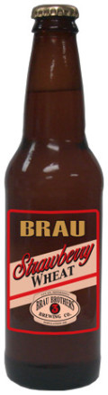 Brau Brothers Strawberry Wheat