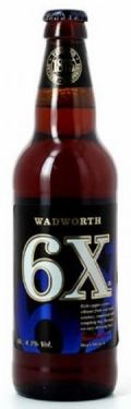 Wadworth 6X (Bottle/Can)