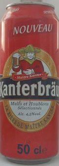 Kronenbourg Kanterbräu