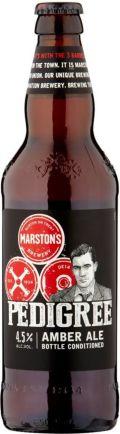 Marstons Pedigree (Cask) - Bitter