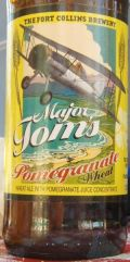 Fort Collins Major Tom�s Pomegranate Wheat