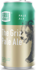 Fernie The Griz Pale Ale