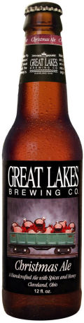 Great Lakes Christmas Ale - Spice/Herb/Vegetable
