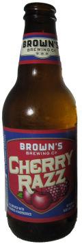 Brown's Cherry Raspberry Ale