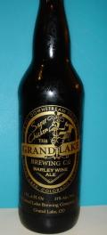Grand Lake Super Chicken Barley Wine