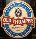 Ringwood Old Thumper (Cask)