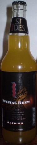 St. Ides Special Brew - Passion - Malt Liquor