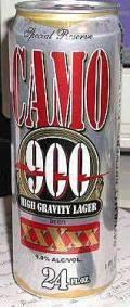 Camo 900 High Gravity Lager