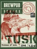 Feral Tusk - Imperial IPA