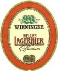 Wieninger Helles Lagerbier Premium
