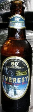Everest Premium Lager 50th Golden Jubilee