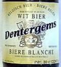 Dentergems Wit (Riva Blanche) (-2007) - Witbier
