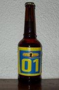 Bier Paul 01 Spezialbier Hell - Dortmunder/Helles
