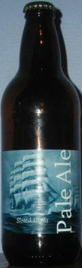 Slottsk�llans Pale Ale - English Pale Ale