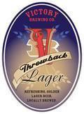 Victory Throwback Lager - Pale Lager