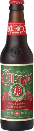 Breckenridge Christmas Ale - American Strong Ale