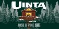 Uinta Rise & Pine Hoppy Dark Ale