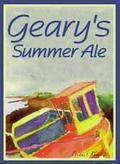 Gearys Summer Ale