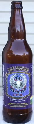 Iron Springs JC Flyer IPA