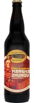 Cigar City Marshal Zhukov's Imperial Stout - Vanilla Hazelnut
