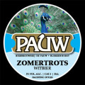 Pauw Zomertrots Witbier
