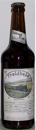 Trolden Railroad Rye - Specialty Grain