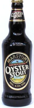 Marston's Oyster Stout (Bottle/Keg)
