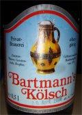 Bartmanns K�lsch