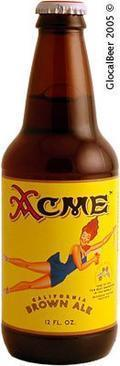 Acme California Brown Ale - Brown Ale