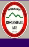 Porter Rossendale Ale